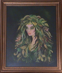 """The Green Lady"""